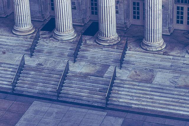 Courthouse steps, filing a maritime claim