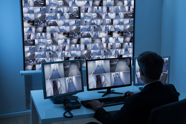 Videotape surveillance