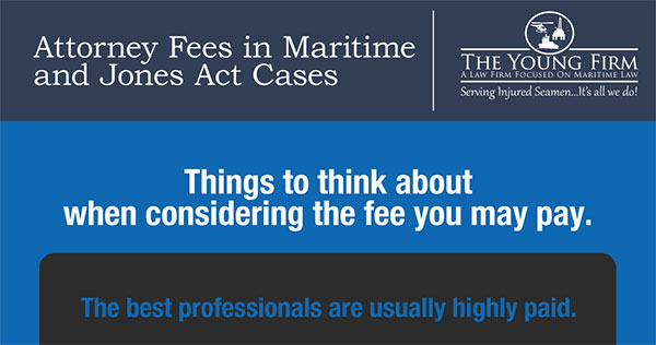 Maritime Attorney Fees Infographic Teaser Screenshot