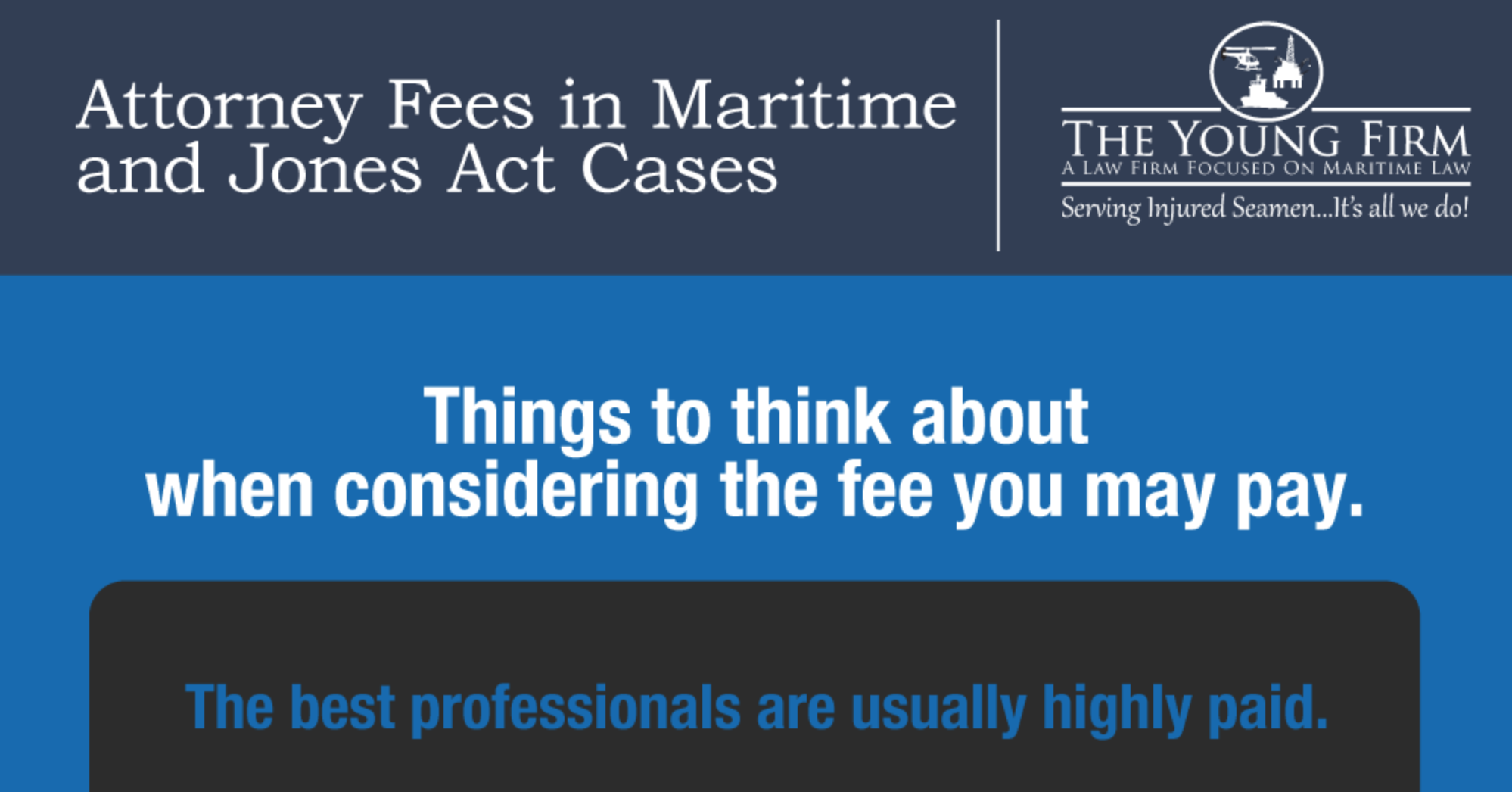 Attorney fees infographic screenshot teaser