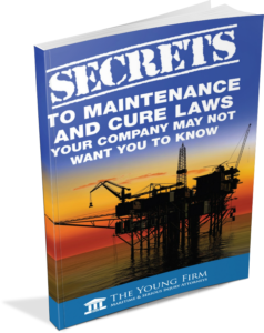 Maintenance and cure book cover