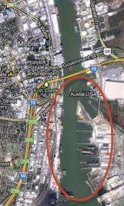 mobile, al barge explosion
