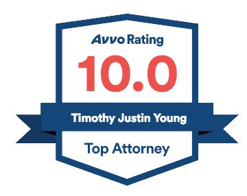 AVVO 10 rating badge